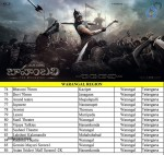 Bahubali Trailer Playing Theaters List - 15 of 16