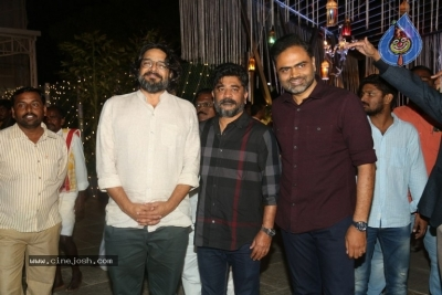 Celebrities at Harshit Reddy Wedding Reception - 25 of 65