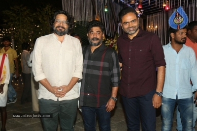 Celebrities at Harshit Reddy Wedding Reception - 28 of 65