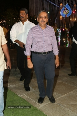 Celebrities at Harshit Reddy Wedding Reception - 30 of 65