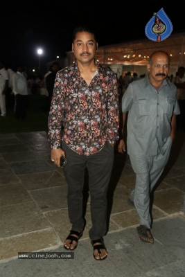 Celebrities at Harshit Reddy Wedding Reception - 32 of 65