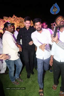 Celebrities at Harshit Reddy Wedding Reception - 43 of 65