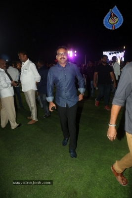 Celebrities at Harshit Reddy Wedding Reception - 44 of 65
