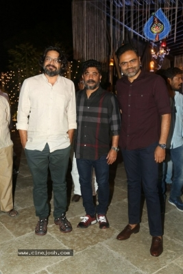 Celebrities at Harshit Reddy Wedding Reception - 46 of 65