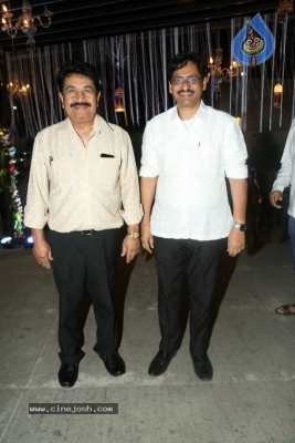 Celebrities at Harshit Reddy Wedding Reception - 52 of 65