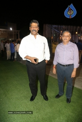 Celebrities at Harshit Reddy Wedding Reception - 53 of 65