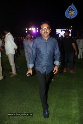 Celebrities at Harshit Reddy Wedding Reception - 55 of 65