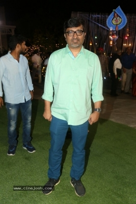 Celebrities at Harshit Reddy Wedding Reception - 56 of 65