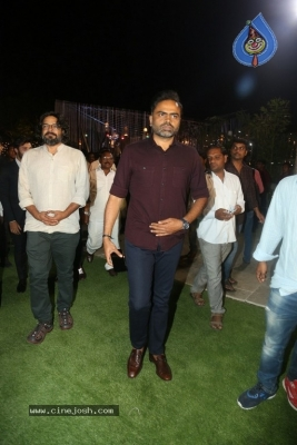 Celebrities at Harshit Reddy Wedding Reception - 61 of 65