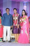 Celebs at Raja Wedding Reception - 4 of 148