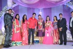 Celebs at Raja Wedding Reception - 10 of 148