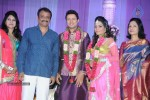 Celebs at Raja Wedding Reception - 14 of 148