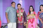 Celebs at Raja Wedding Reception - 15 of 148