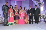 Celebs at Raja Wedding Reception - 16 of 148
