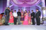 Celebs at Raja Wedding Reception - 17 of 148