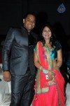 Celebs at Raja Wedding Reception - 20 of 148