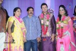 Celebs at Raja Wedding Reception - 21 of 148