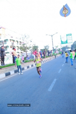 Celebs Participated In 10k Run - 3 of 39