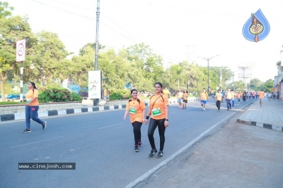 Celebs Participated In 10k Run - 4 of 39