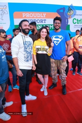 Celebs Participated In 10k Run - 5 of 39