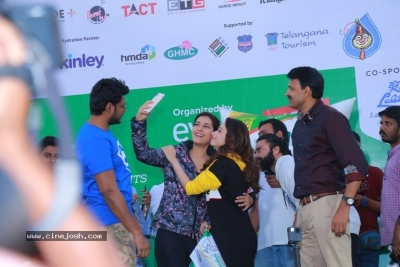 Celebs Participated In 10k Run - 6 of 39