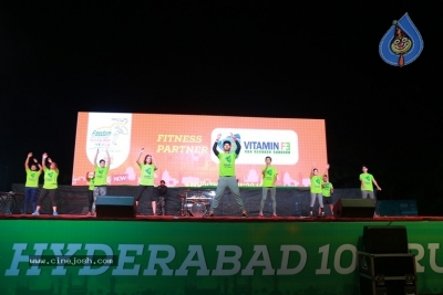 Celebs Participated In 10k Run - 7 of 39