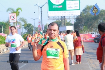 Celebs Participated In 10k Run - 8 of 39