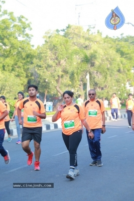 Celebs Participated In 10k Run - 11 of 39