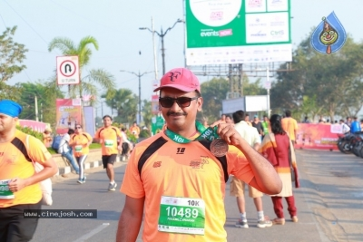 Celebs Participated In 10k Run - 14 of 39