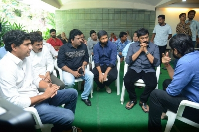 Celebs Pay Homage to Srikath Father - 9 of 36