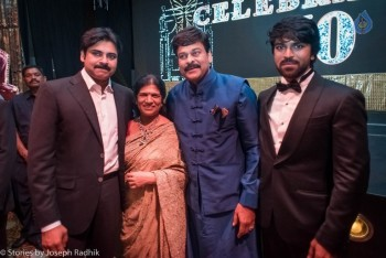 Chiranjeevi 60th Birthday Celebrations - 14 of 17