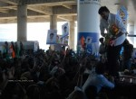 Chiru gets Rousing Reception at RGI Airport - 5 of 19