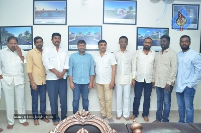 Dil Raju and Shirish Inaugurate Srivari Avenues - 4 of 20