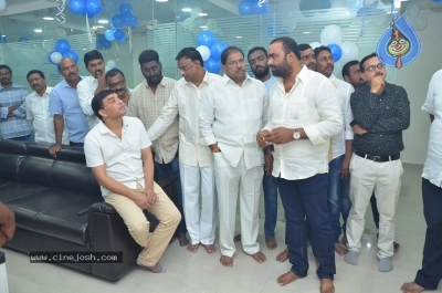 Dil Raju and Shirish Inaugurate Srivari Avenues - 11 of 20