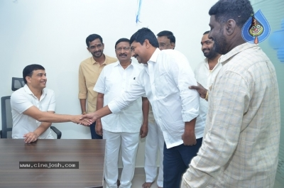 Dil Raju and Shirish Inaugurate Srivari Avenues - 15 of 20