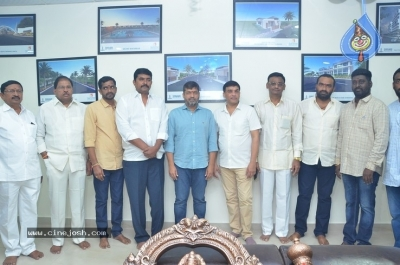 Dil Raju and Shirish Inaugurate Srivari Avenues - 20 of 20
