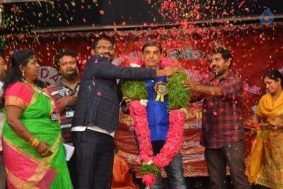 Dil Raju at Telugu Dubbing Artist 25 years Celebrations | Photos Gallery