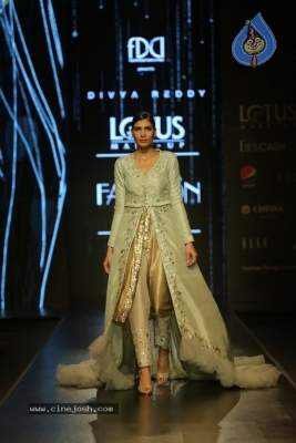Divya Reddy Showcase at India Fashion Week - 2 of 40