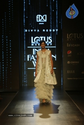 Divya Reddy Showcase at India Fashion Week - 3 of 40