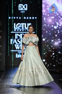 Divya Reddy Showcase at India Fashion Week - 7 of 40
