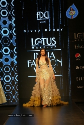 Divya Reddy Showcase at India Fashion Week - 8 of 40