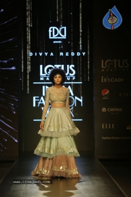 Divya Reddy Showcase at India Fashion Week - 11 of 40