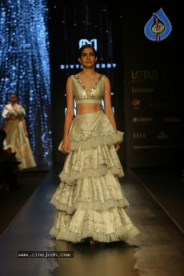 Divya Reddy Showcase at India Fashion Week - 12 of 40