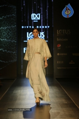 Divya Reddy Showcase at India Fashion Week - 13 of 40