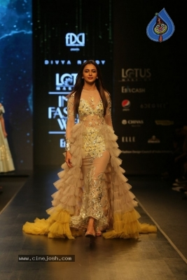 Divya Reddy Showcase at India Fashion Week - 14 of 40