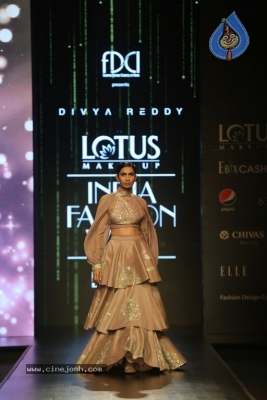 Divya Reddy Showcase at India Fashion Week - 16 of 40