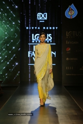 Divya Reddy Showcase at India Fashion Week - 17 of 40