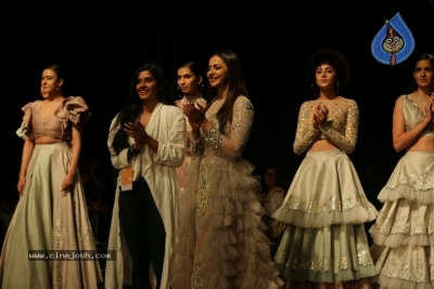 Divya Reddy Showcase at India Fashion Week - 20 of 40