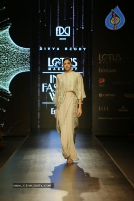 Divya Reddy Showcase at India Fashion Week - 21 of 40