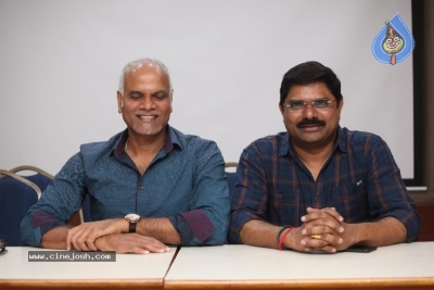 Dorasani Movie Producers Interview - 4 of 21